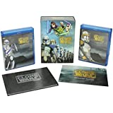 Star Wars: The Clone Wars - The Complete Seasons 1-5 - (Collector's Edition) [Blu-ray] (Bilingual)