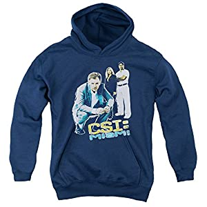 Csi Miami Perspective Youth Pull Over Hoodie