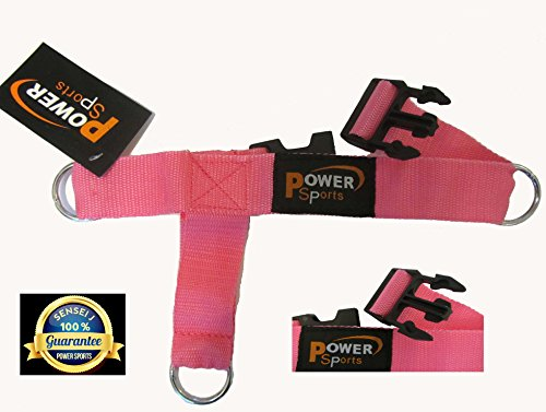 foot straps for cable machine