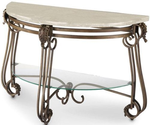 Cheap Florentine Sardinia Half moon Console Table (B003AFK3RM)