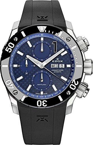 Edox Class-1 reloj hombre Chronoffshore automática 01114 3 BUIN