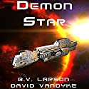 Demon Star: Star Force, Book 12 Audiobook by B. V. Larson, David VanDyke Narrated by Mark Boyett