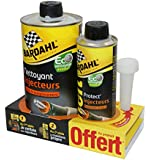 Bardahl Nettoyant Injecteurs Diesel 1L + Protect' Injecteurs 300mL OFFERT