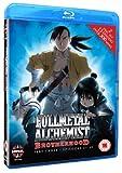 Image de Fullmetal Alchemist Brotherhood Three [Blu-ray]
