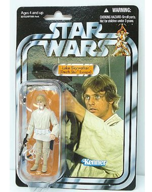 51CTs wwTVL Cheap  Star Wars 3.75  inch Vintage Figure Luke Skywalker