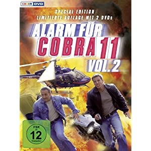 Alarm für Cobra 11 - Vol. 2 (Limited Special Edition, 2 DVDs)