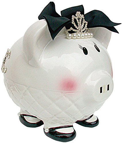 Child to Cherish Piggy Bank, Queen B - 1