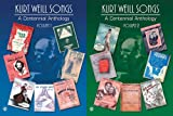 Kurt Weill Songs - A Centennial Anthology - Volumes 1 & 2: 2-Book Set
