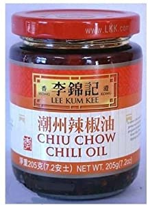 Lee Kum Kee Chiu Chow Chili Oil 72oz from Lee Kum Kee