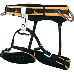 CAMP USA Stratos Harness Black/Orange, XL