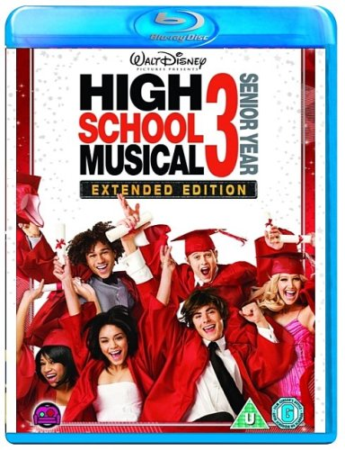 Классный мюзикл: Выпускной / High School Musical 3: Senior Year (2008) HDRip