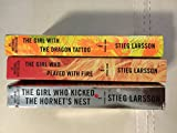 Image of Stieg Larsson's Millennium Trilogy : (The Girl with the Dragon Tattoo) (The Girl Who Played with Fire) (The Girl Who Kicked the Hornet's Nest) (Millennium Trilogy)