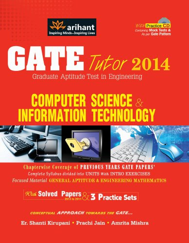 GATE Tutor 2014 Computer Science and Information Technology