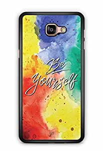 YuBingo Be Yourself Designer Mobile Case Back Cover for Samsung Galaxy A9