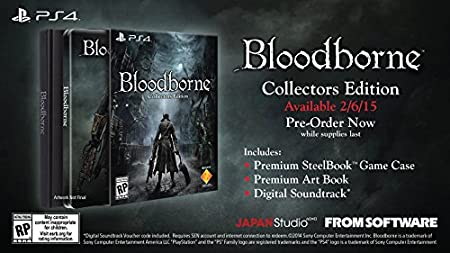 Bloodborne Collectors Edition - PlayStation 4