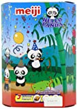 Meiji Hello Panda Biscuits with Assorted Filling 3 Flavours 260 G