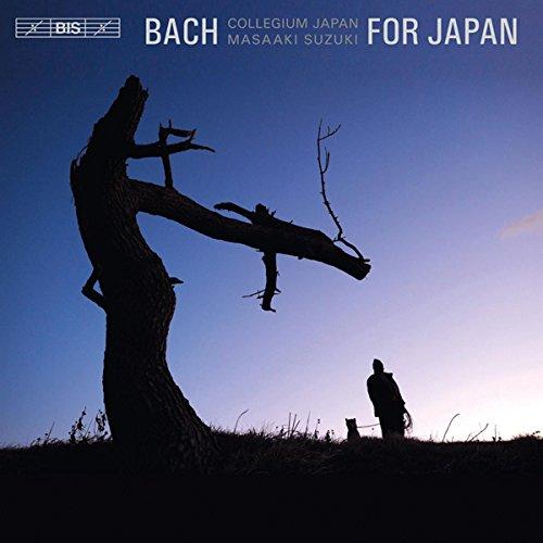 バッハ・コレギウム・ジャパン:震災義援プロジェクト作品 - J.S. バッハ:カンタータ集 (BACH FOR JAPAN / Bach Collegium Japan, Masaaki Suzuki) [日本語帯・解説付輸入盤]