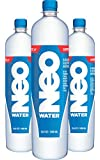 Neo Super Water - Alkaline, Electrolytes, Antioxidants, 16.9 Ounce (Pack of 24)