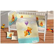 Kidsline Disney Retro Pooh Crib Bedding Collection