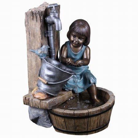 Alpine WCT392 Girl Fountain