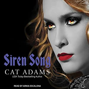 Siren Song: Blood Singer Series, Book 2 | [Cat Adams]