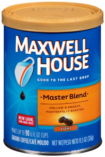 Master Blend Coffee back-562816