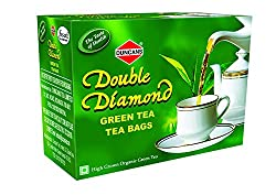 Duncans Double Diamond Green Tea Bags - 25Nos