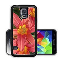 buy Liili Premium Samsung Galaxy S5 Aluminum Case Flowers Of A Day Lily Plant Hemerocallis Image Id 21974218