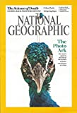 img - for National Geographic - April, 2016 w/ Coquerel's Sifaka Cover. Photo Ark Issue (10 Cover Variants); 93 Days of Spring (photoshoot); Death: Event or Progression?; Rantepao, Sulawesi; Out of Eden Walk book / textbook / text book
