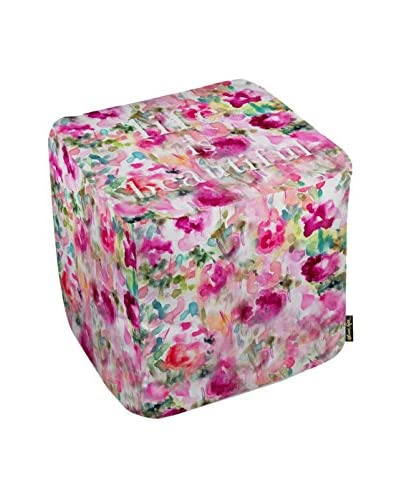 Oliver Gal 18 Life Is Beautiful Ottoman