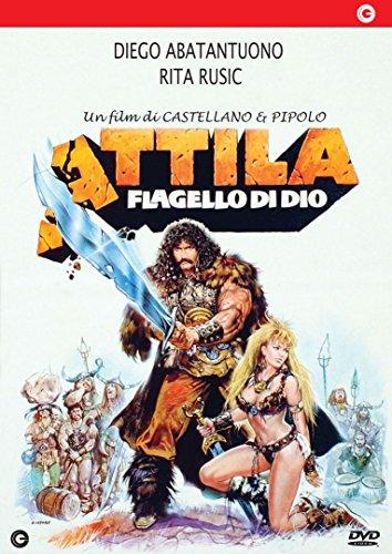 Attila Flagello Di Dio (Dvd)