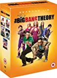 The Complete Big Bang Theory DVD Collection: Season 1, 2, 3, 4, 5 and Special Features (16 Discs) Box Set