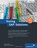 M Helfen Testing SAP Solutions 2nd Edition