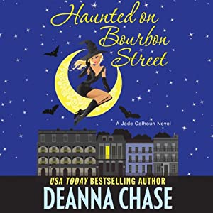 Haunted on Bourbon Street Audiobook
