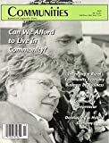 img - for Communities Magazine #116 (Fall-Winter 2002) - Can We Afford to Live in Community book / textbook / text book
