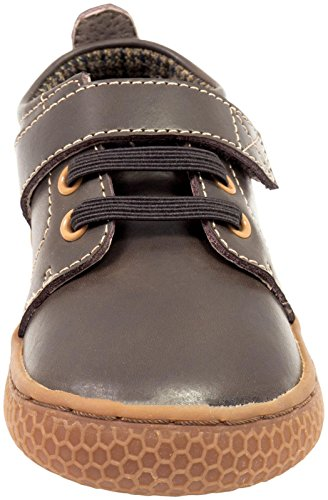 Livie & Luca Grip Sneaker (Toddler/Little Kid), Vintage Brown, 7 M US Toddler