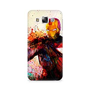 Ebby Iron Man Premium Printed Case For Samsung Grand 2 G7106