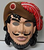 Economy Captain Hook PVC Mask