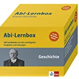 Abi-Box Geschichte: Die 100 wichtigsten Aufgaben und L�sungen auf Lernkarten