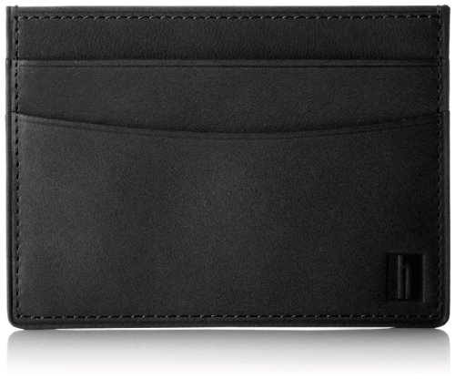 Hartmann Belting Collection Card Case, Heritage Black, One Size