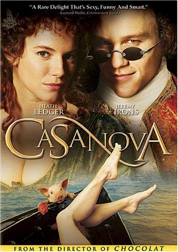 Cover art for  Casanova