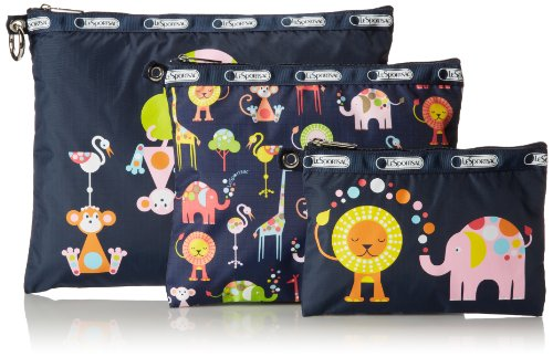 lesportsac-3-piece-travel-set-bagzoo-cuteone-size