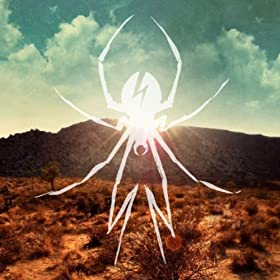 Cover image of song Bulletproof Heart by My Chemical Romance