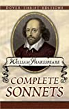 Image of Complete Sonnets (Dover Thrift Editions)