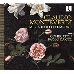 Salve Regine del Sig. Claudio Monteverde: Salve Regina [II], a 3