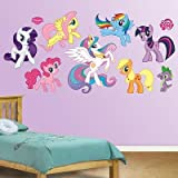 (49x79) My Little Pony Collection Wall Decal