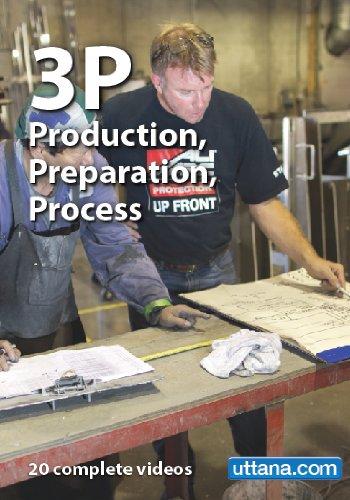 3P, Production Preparation Process