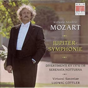 "Symphony No. 41 in C major, K. 551, ""Jupiter"": IV. Molto Allegro"