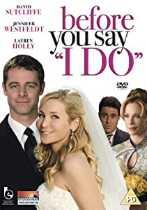 Before You Say I Do [DVD] [2009]