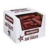 Ranch Rewards 6-Inch Premium Pressed Rawhide Bones, 90 Per Box